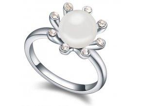 Prsteň s perlou SW 2326
