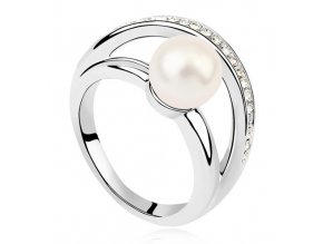 Prsteň s perlou SW