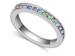 Exkluzívny prsteň SW Crystal