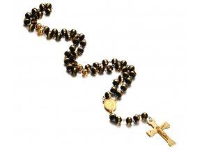 Luxusný Ruženec s krížikom