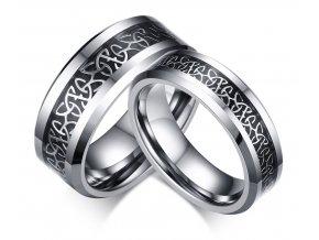 Prstene z chirurgickej ocele Simple Line 2ks - mŠperk.sk ab7d0828fca