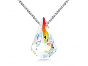 Náhrdelník s kryštálikom Made With Swarovski Crystals
