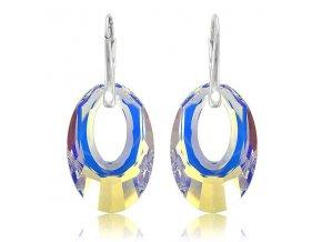 Náušnice SWI crystal 1410