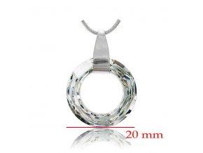 Prívesok SWI crystal 1456