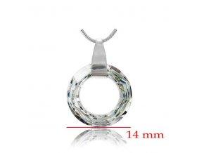 Prívesok SWI crystal 1457