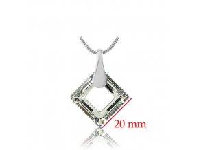 Prívesok SWI crystal 1513