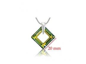Prívesok SWI crystal 1519