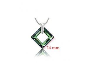 Prívesok SWI crystal 1526