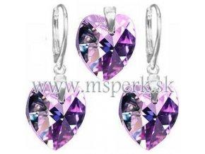Exkluzívny set SWI crystal 1594 18 mm