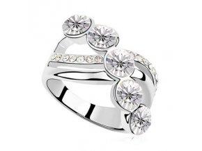 Exkluzívny prsteň Crystal 1763