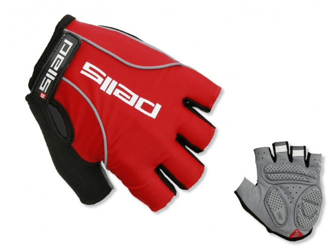 Pells rukavice NAIRON - červená