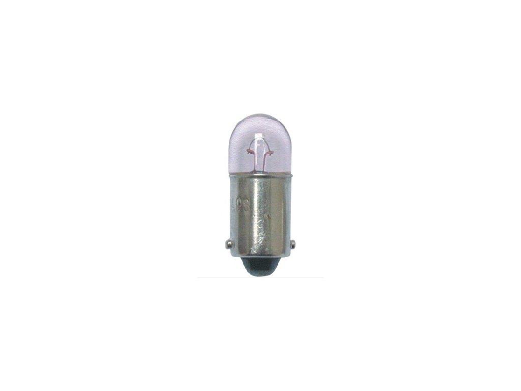 Žárovka s paticí 6V 2W BA9s T4W