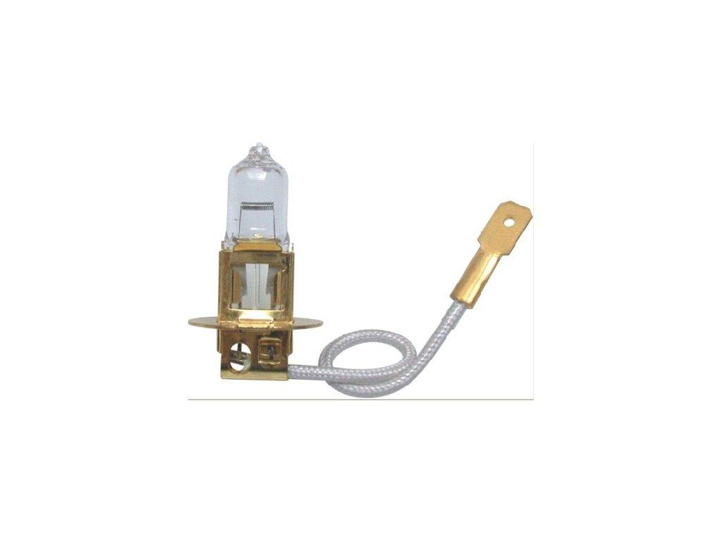 Žárovka H3 24V 100W PK22S