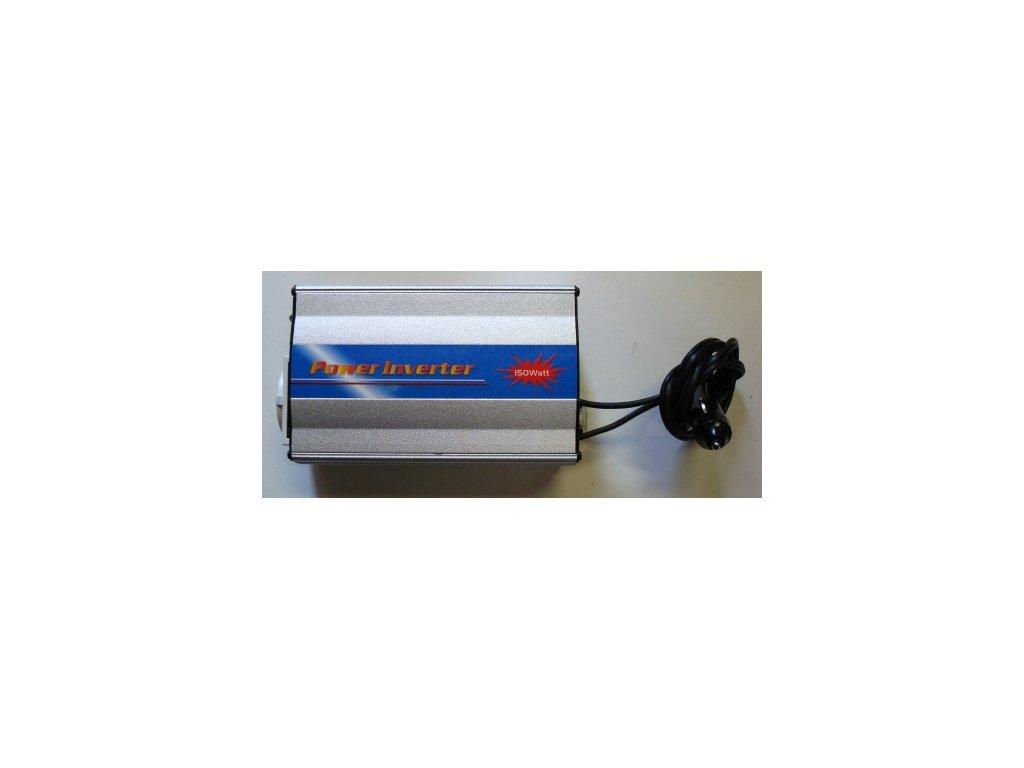 Měnič napětí - invertor - z 12V na 220V