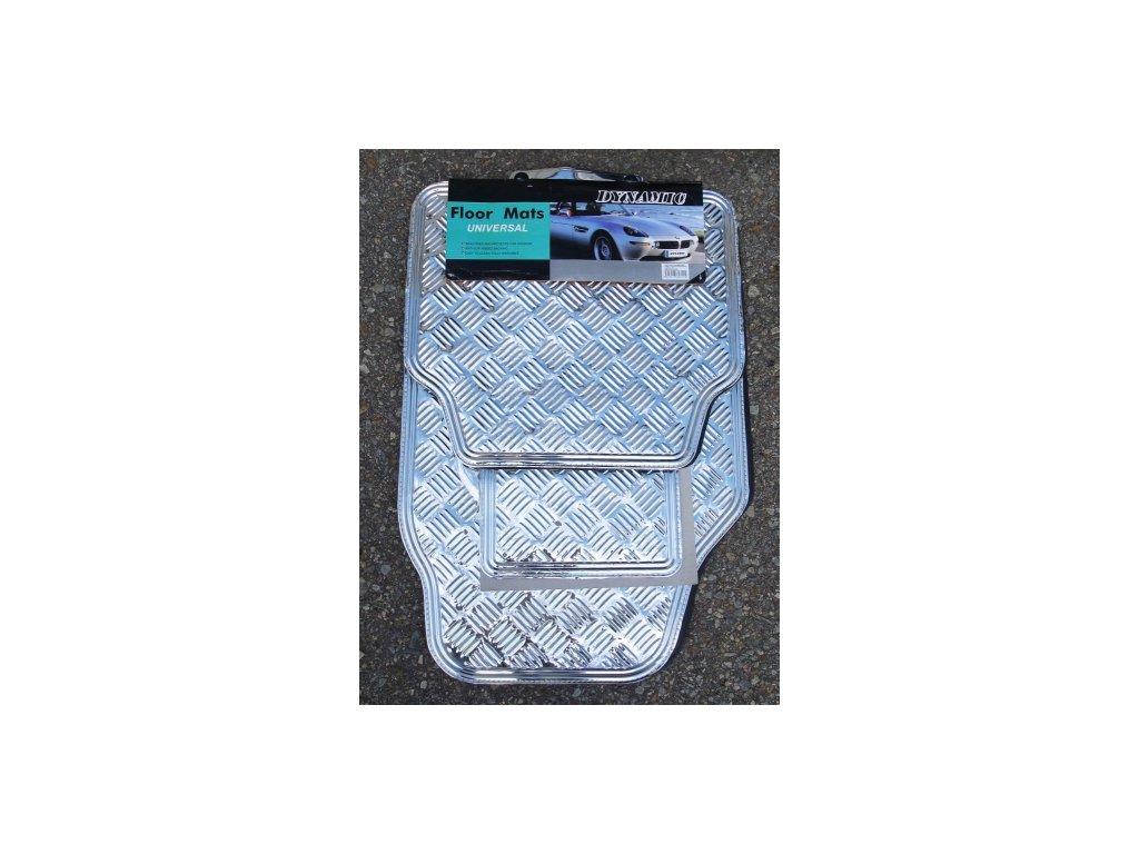 Univerzální autokoberce . PVC materiál, sada 5ks