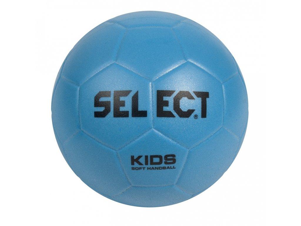 Házenkářský míč Select míč HB Soft Kids modrá