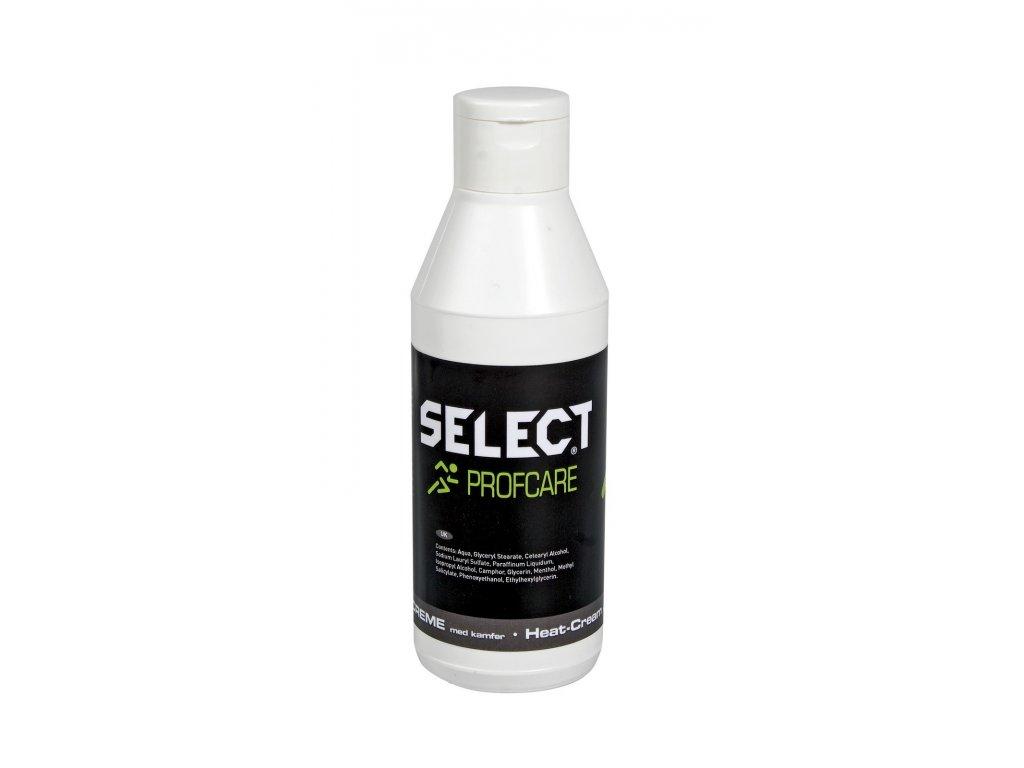 Hřejivý krém Select Heat cream with camphor bílá