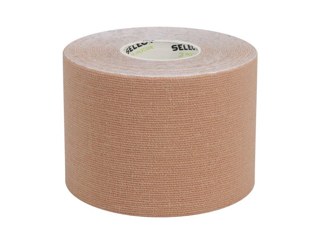 Tejpovací páska Select K-tape béžová