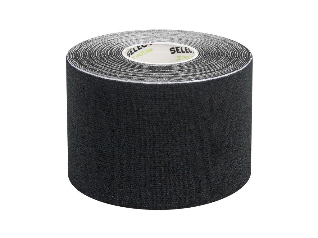 Tejpovací páska Select K-tape černá