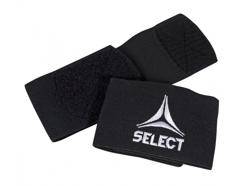 Páska pod chrániče Select Shinguard holder černá