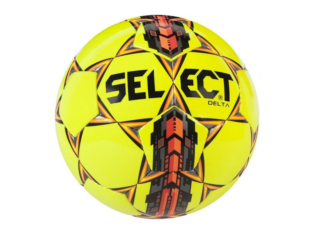 Fotbalový míč Select FB Delta žluto černá