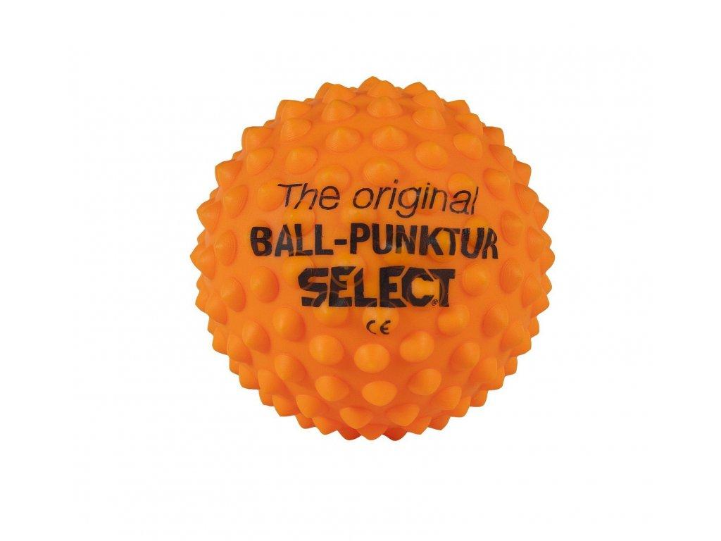 Select Masážní míč Ball-Punktur 1 pcs oranžová