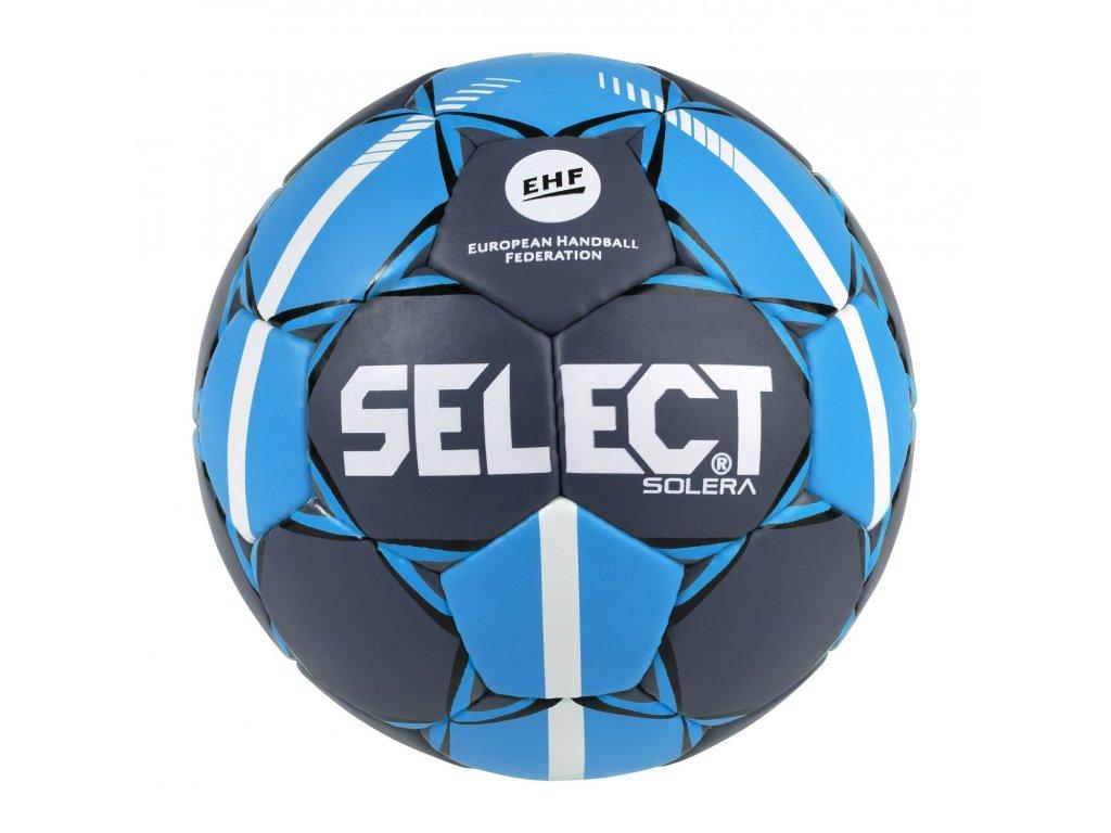 Házenkářský míč Select HB Solera šedo modrá