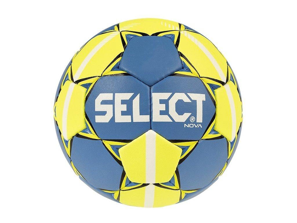 Házenkářský míč Select HB Nova žluto modrá