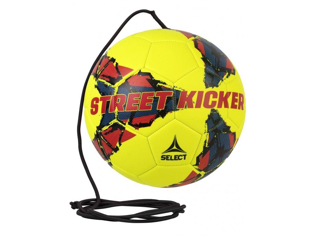 Fotbalový tréninkový míč Select FB Street Kicker žlutá