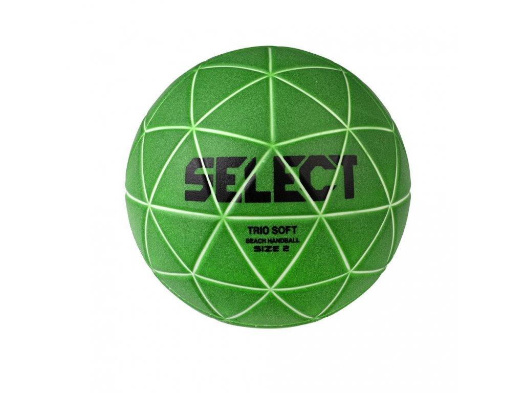 Házenkářský míč Select HB Beach handball zelená