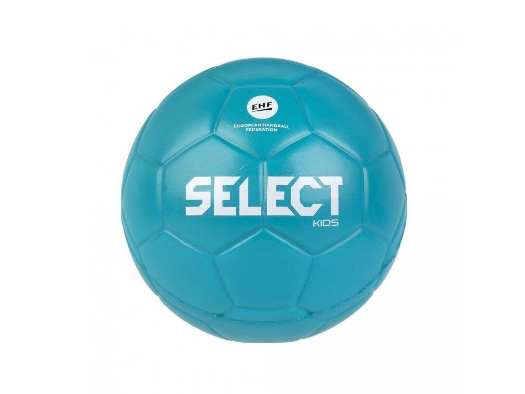 Házenkářský míč Select Foam ball Kids tyrkysová