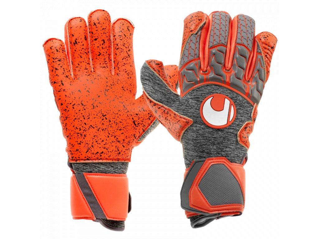 Brankářské rukavice Uhlsport AeroRed Supergrip