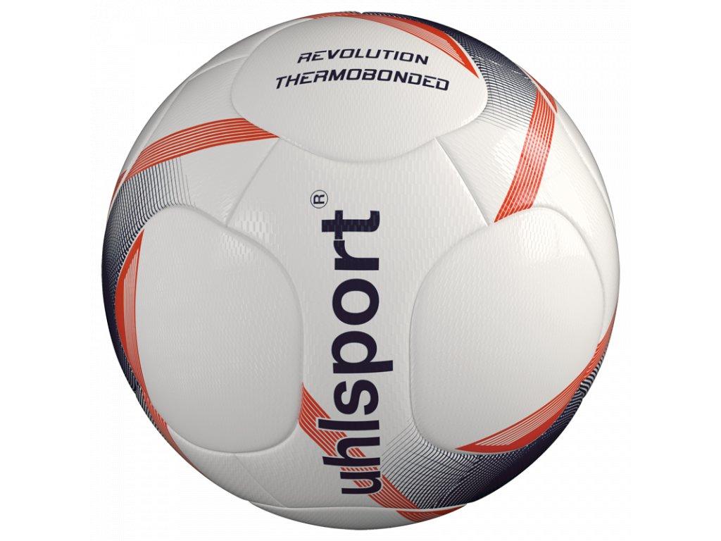 3x fotbalový míč Uhlsport Revolution Thermobonded