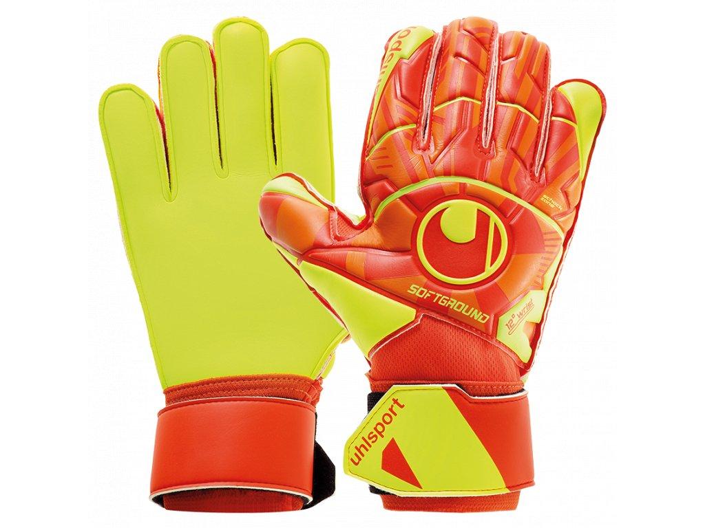 Brankářské rukavice Uhlsport Dynamic Impulse Soft Pro