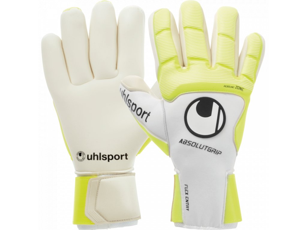 Brankářské rukavice Uhlsport Pure Alliance Absolutgrip Finger Surround