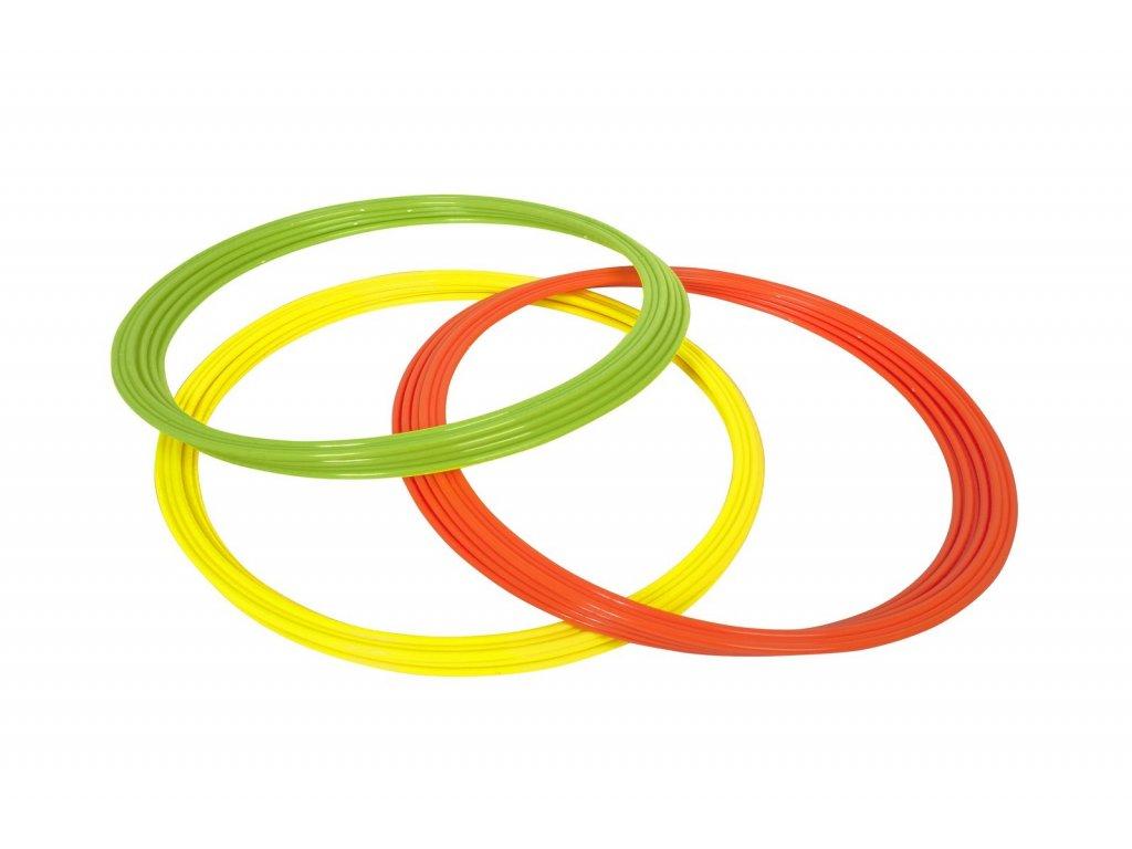 Select Koordinační kruhy Coordination rings set II 12 ks assorted