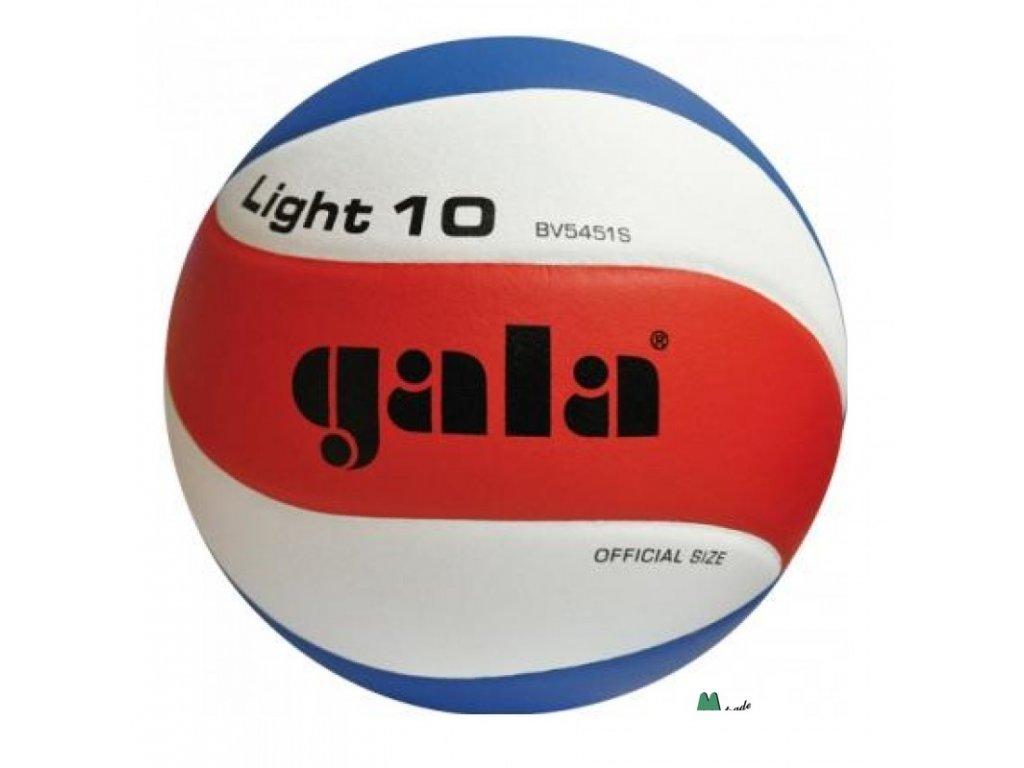 Volejbalový míč Gala Light 10 panelů