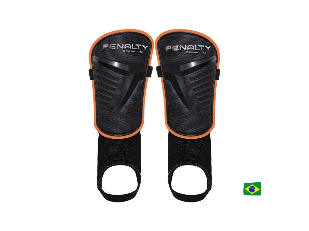 Chrániče holení a kotníků Penalty Brasil 70