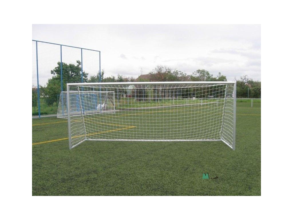 Fotbalová branka hliníková přenosná 5x2m junior