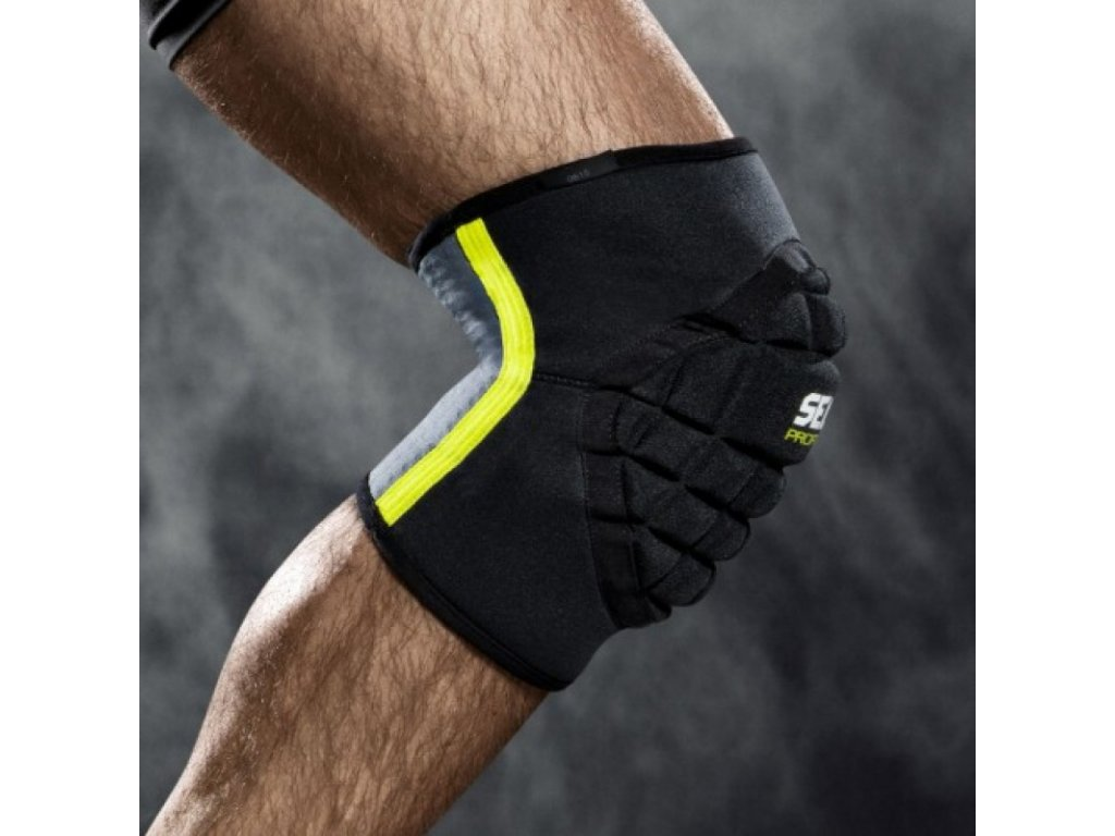 Chránič kolen Select Knee support w/pad 6202 černá