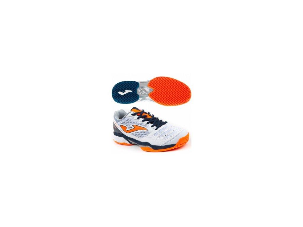 Tenisová obuv Joma T.ACE 802 WHITE CLAY