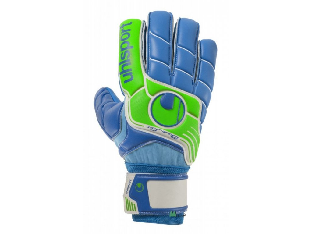 Brankářské rukavice Uhlsport Fangmaschine Aquasoft HN Wind