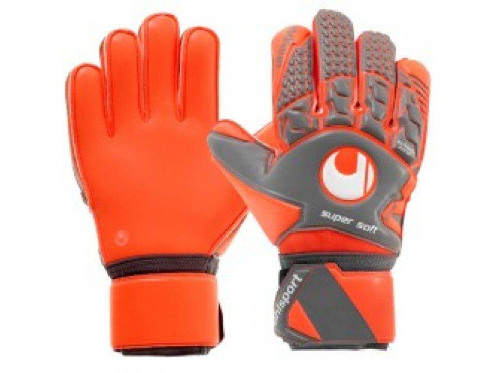 Brankářské rukavice Uhlsport Aerored Absolutgrip HN