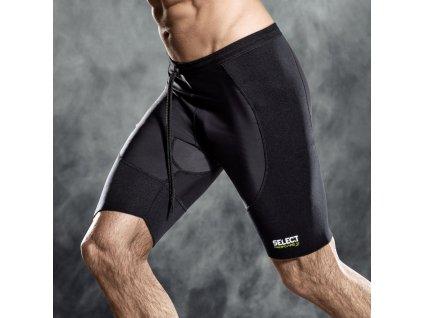 Thermo kalhoty Select Thermal trousers w/lycra 6401 černá