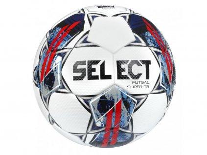 Futsalový míč Select FB Futsal Super bílo modrá
