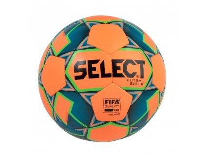 Futsalový míč Select FB Futsal Super oranžovo modrá