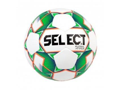 Futsalový míč Select FB Futsal Attack bílo zelená
