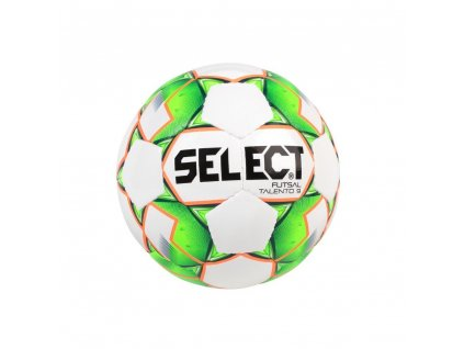 Futsalový míč Select FB Futsal Talento 9 bílo zelená