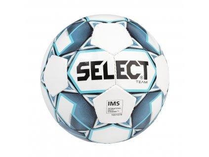 Fotbalový míč Select FB Team bílo modrá