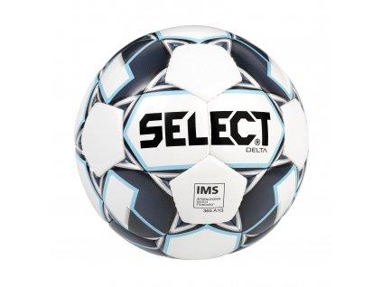 Fotbalový míč Select FB Delta bílo šedá